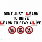 Fresh Air Foundations - Learn To Stay Alive Poster